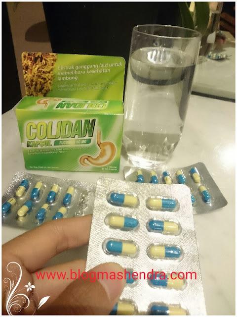 Colidan, Obat Maag Paling Ampuh - Blog Mas Hendra