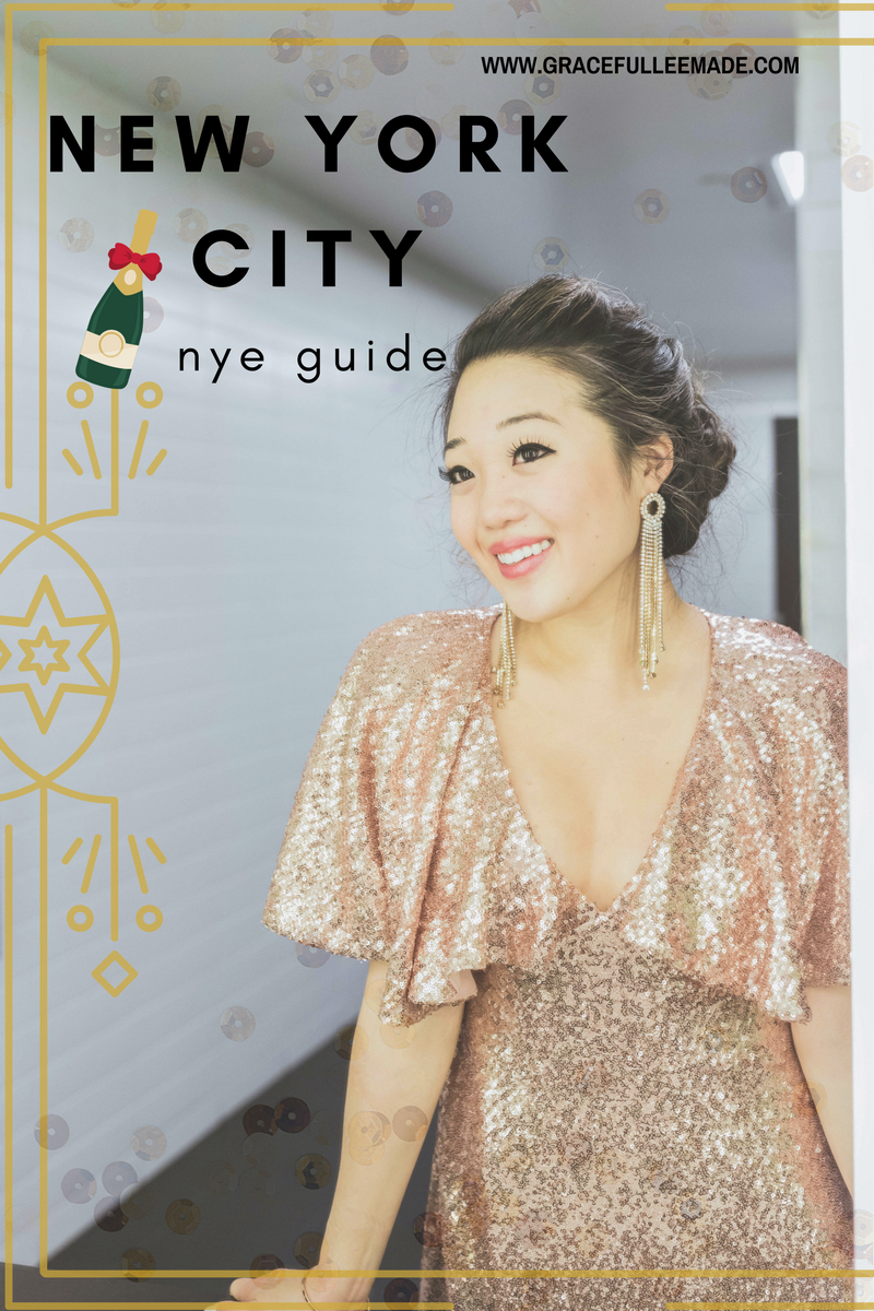 Guide to New Year\'s Eve 2018 in NYC + What To Wear for NYE ...