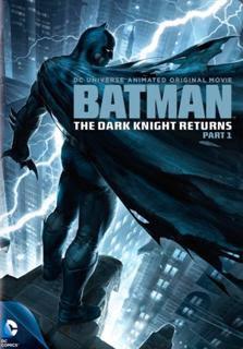 descargar Batman: The Dark Knight Returns Part 1 (2012), Batman: The Dark Knight Returns Part 1 (2012) español
