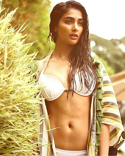 Pooja Hegde Latest Hot & Sexy Bikini Photos