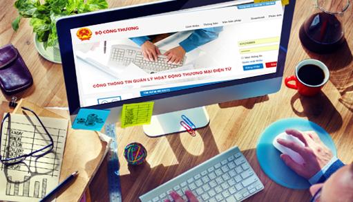 Khai báo website với Bộ Công Thương