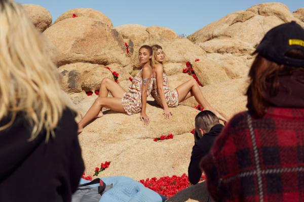 colección de moda para los festivales H&M Loves Coachella 2016