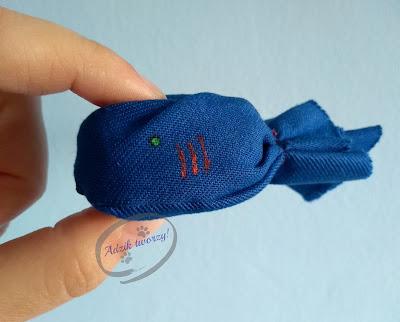 Adzik tworzy - zabawka dla kota DIY zero waste