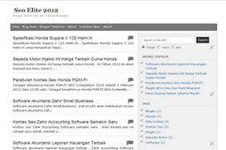 Download Template Blogger Jadul Seo Elite 2012