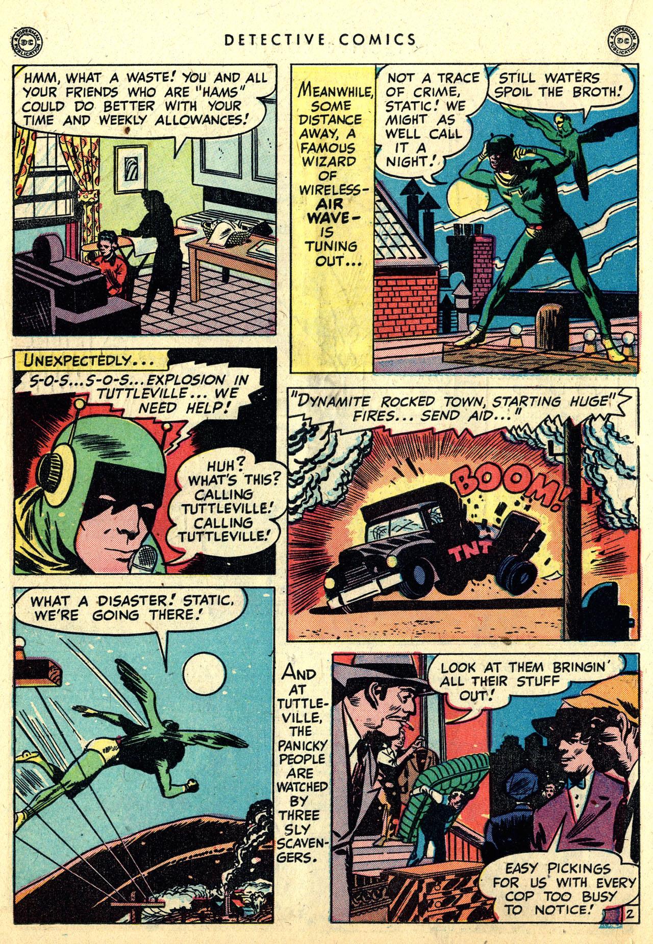 Read online Detective Comics (1937) comic -  Issue #133 - 18