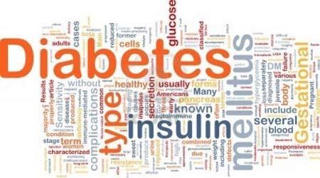 apa diabetes menular