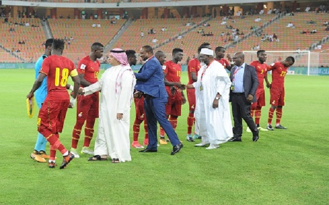Five golden points from Ghana's 3-0 victory over Saudi Arabia in Jeddah