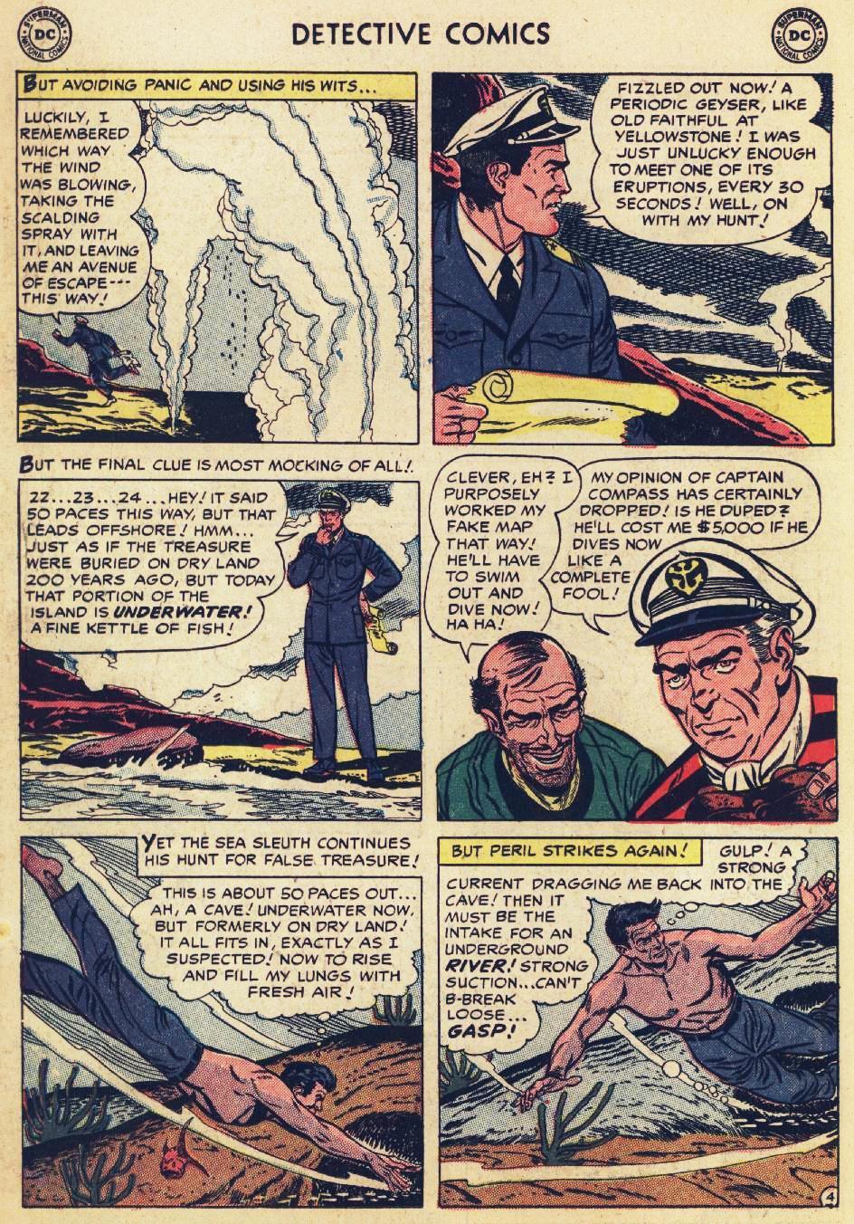 Read online Detective Comics (1937) comic -  Issue #215 - 18