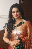 Udaya Bhanu lookssizzling in a Saree Choli at Gautam Nanda music launchi ~ Exclusive Celebrities Galleries 063.JPG