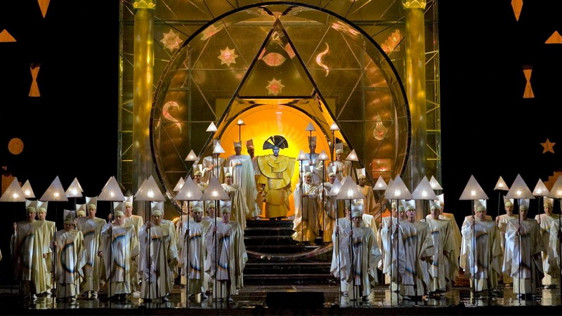 """Η όπερα """"Ο Μαγικός Αυλός"""" απευθείας από τη MET στο Δημοτικό Θέατρο Αλεξανδρούπολης"""