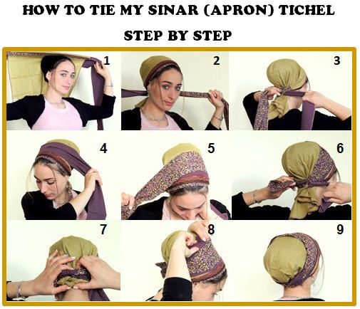 Le Top 8 Des Plus Beaux Tutos De Hijab