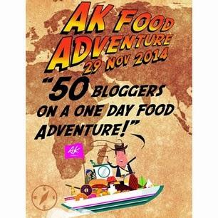 AK Food Adventure: Marathon Makan Sampai Lebam