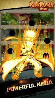 Ninja Legend : Ninja War Apk
