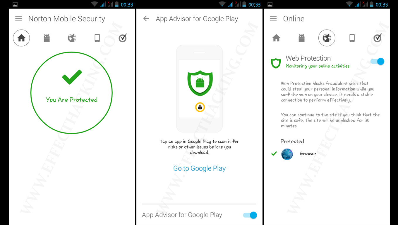 Top 17 Antiviruses For Android - Effect Hacking