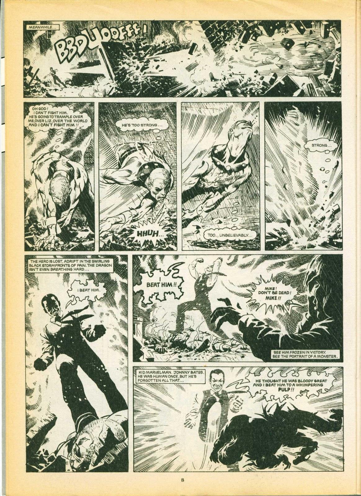 Warrior Issue #6 #7 - English 8