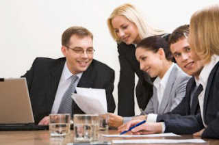 Model kepemimpinan dalam perusahaan