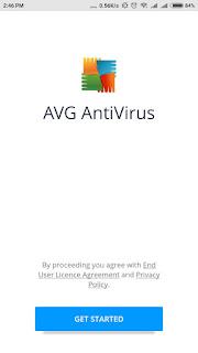 AVG Antivirus Daftar Antivirus Gratis Terbaik Untuk Android