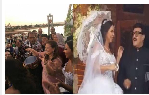 حسن الردّاد وايمي سمير غانم يشعلان الزفاف برقصهما مع النجوم! مشاهد مصورة من حفل زفافهما !
