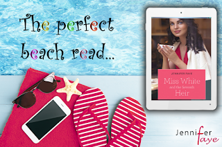 teaser graphic perfect beach read