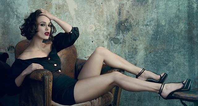 Kiera Knightly Awesome Legs