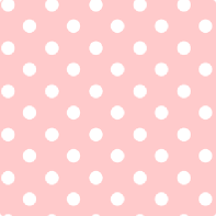 Rose Polka Dot Paper
