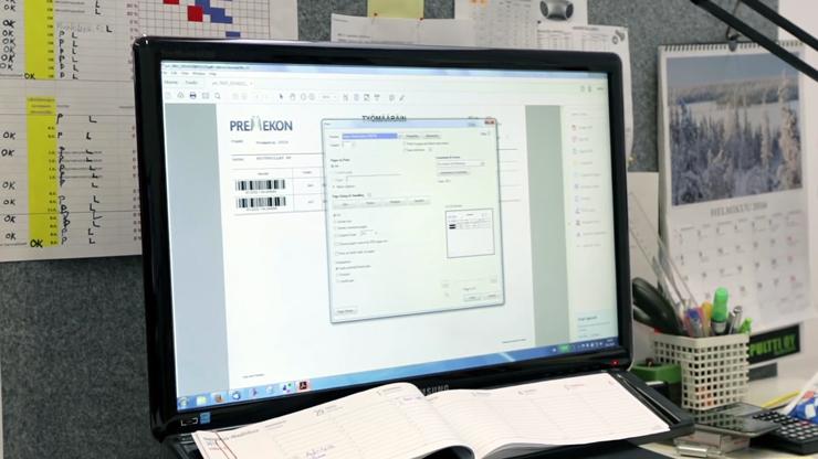 Печать сменно-суточного рабочего задания
