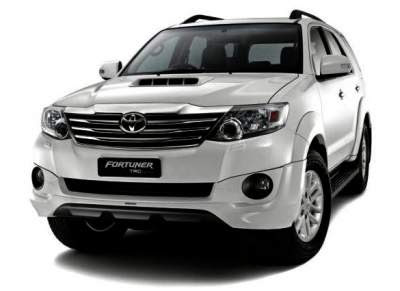 Rental Fortuner di Padang