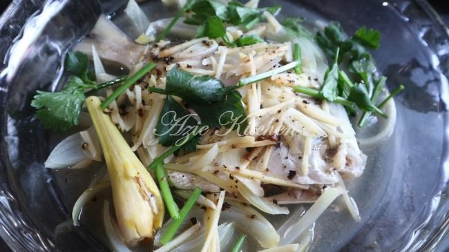resepi ikan bawal stim resep bunda erita Resepi Ikan Goreng Sos Lemon Enak dan Mudah