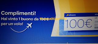 Logo Vinci anche tu uno dei 341 voucher e parti in vacanza con Tempo e e-Dreams