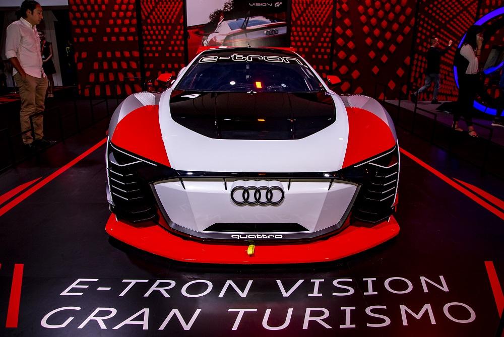 Audi Brand Experience 2018 khai mạc tại Singapore
