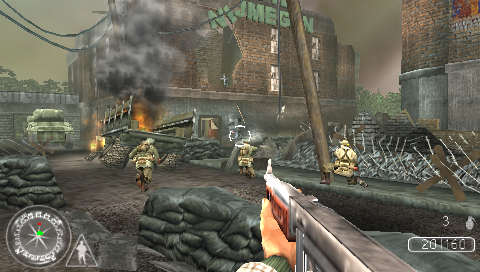 Call of Duty Road to Victory PPSSPP - Android Hoax