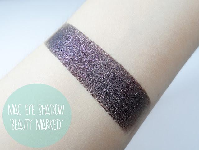 liz breygel mac cosmetics eyeshadow beauty makeup review