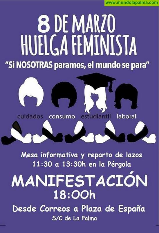8 de Marzo, Huelga Feminista