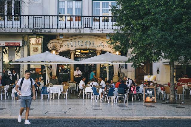 カフェ・ニコラ(Cafe Nicola)