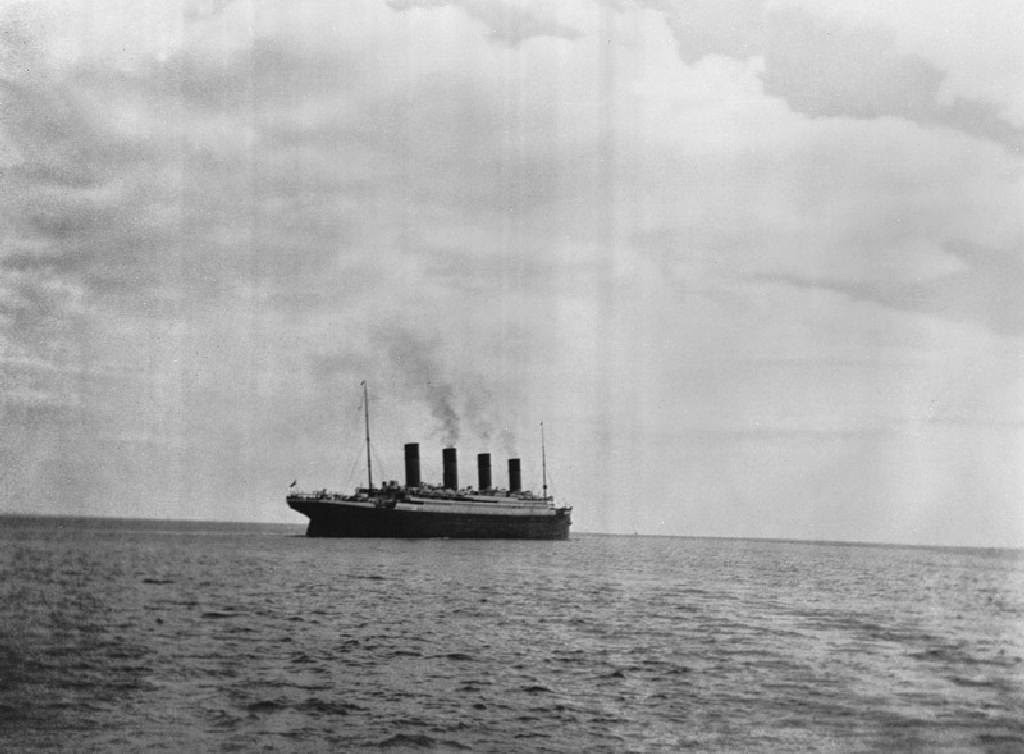 Ultimate Collection Of Rare Historical Photos. A Big Piece Of History (200 Pictures) - Titanic