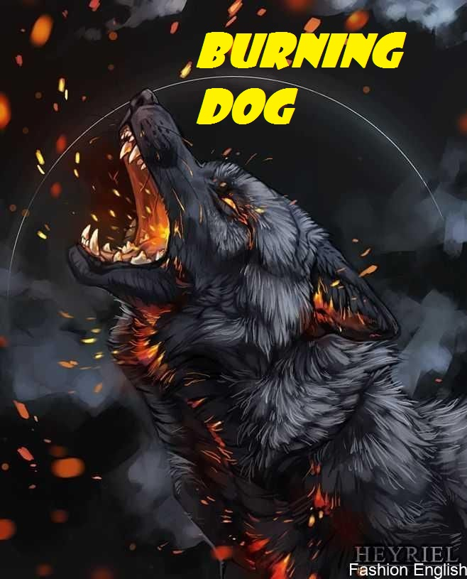 Burning Dog (2020) English 720p WEBRip x264 800MB