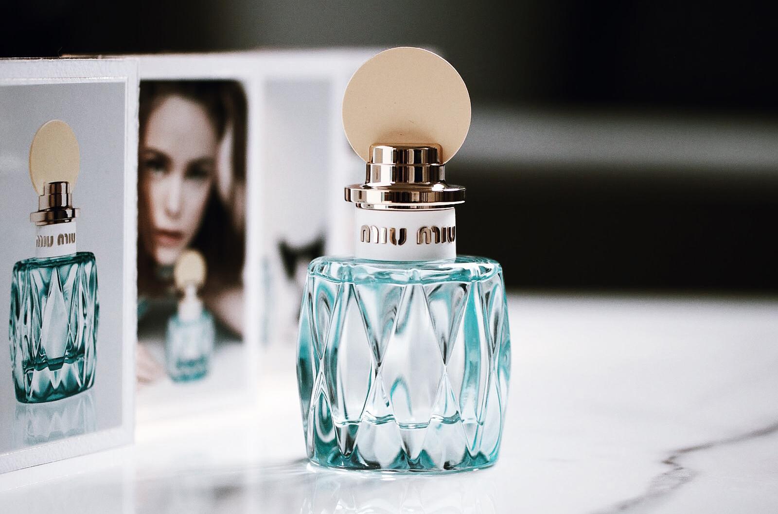 miu miu l'eau bleue parfum avis test