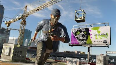 איסטר אג ב-Watch Dogs 2 רומז על משחק חלל-מדע בדיוני חדש של Ubisoft