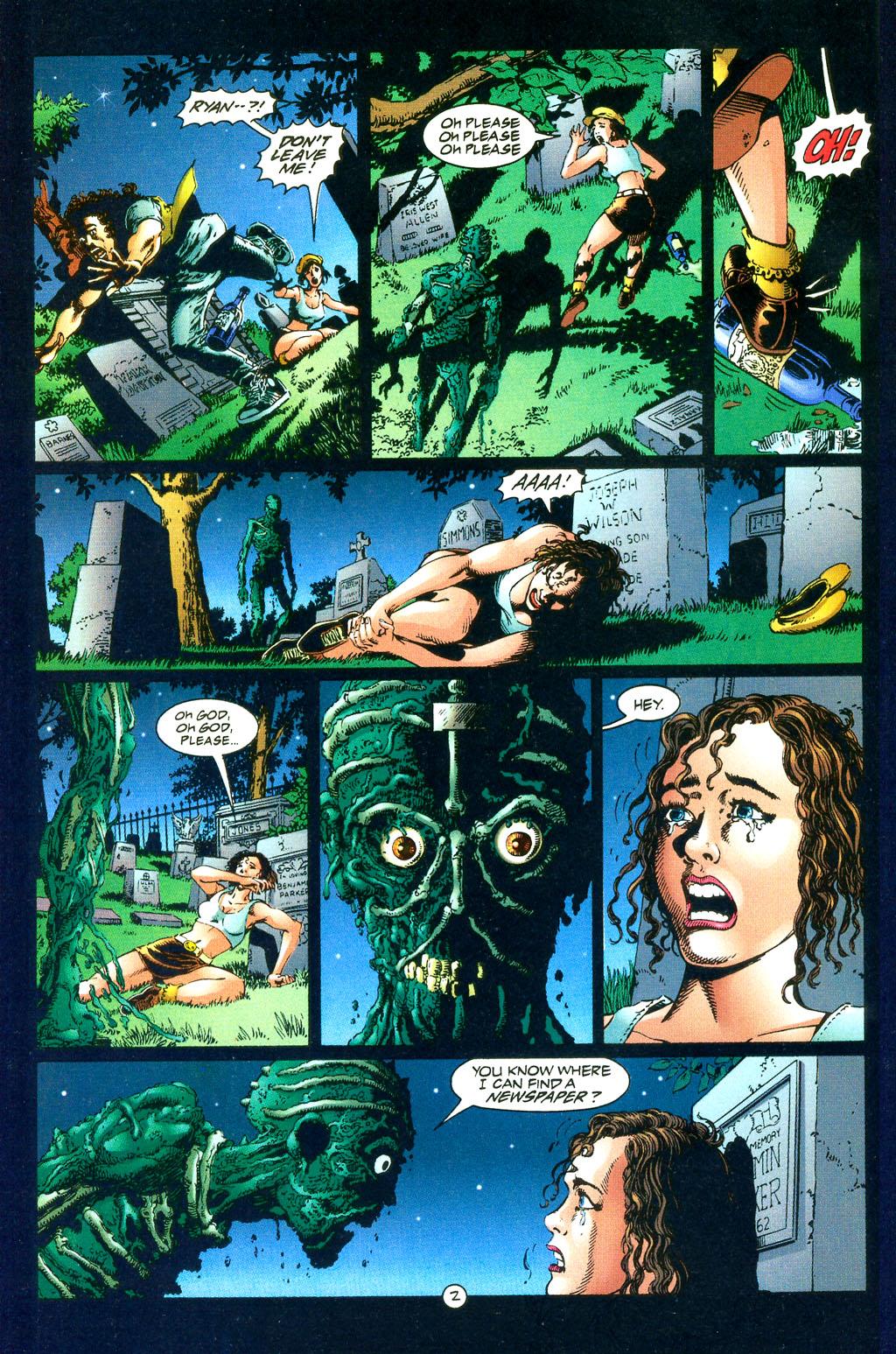 Read online UltraForce (1994) comic -  Issue #0 - 4