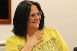 Alese aprova projeto que concede Cidadania Sergipana à Ministra Damares Alves