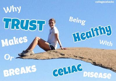 casey the college celiac