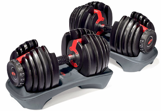 Regular Dumbbells vs Adjustable dumbbells