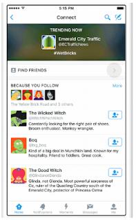 Tab Twitter Connect: Begini Cara Menemukan Akun Baru di Twitter