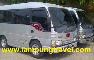 Travel Lampung Idul Fitri 2019