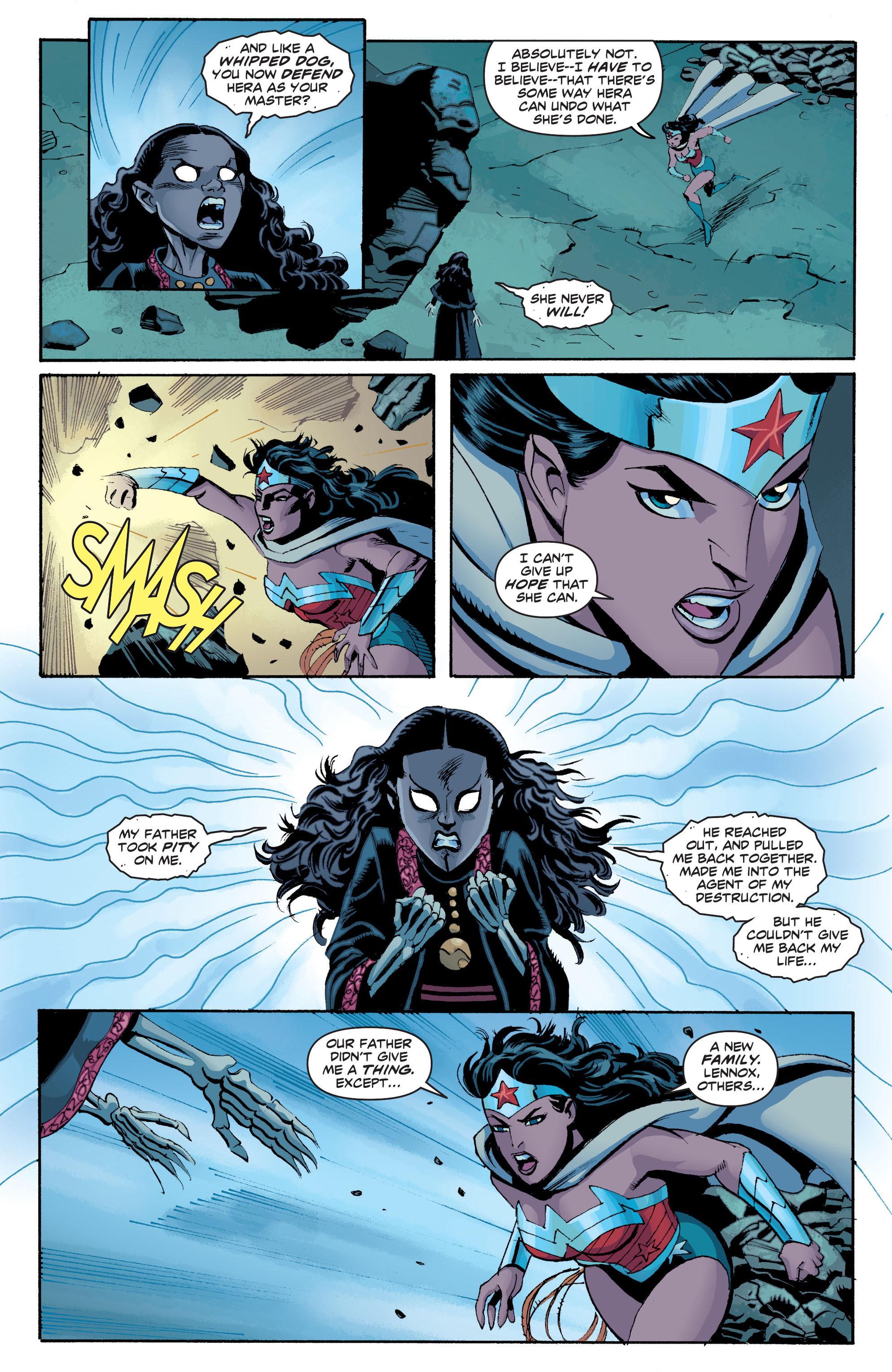 Read online Wonder Woman (2011) comic -  Issue #14 - 10