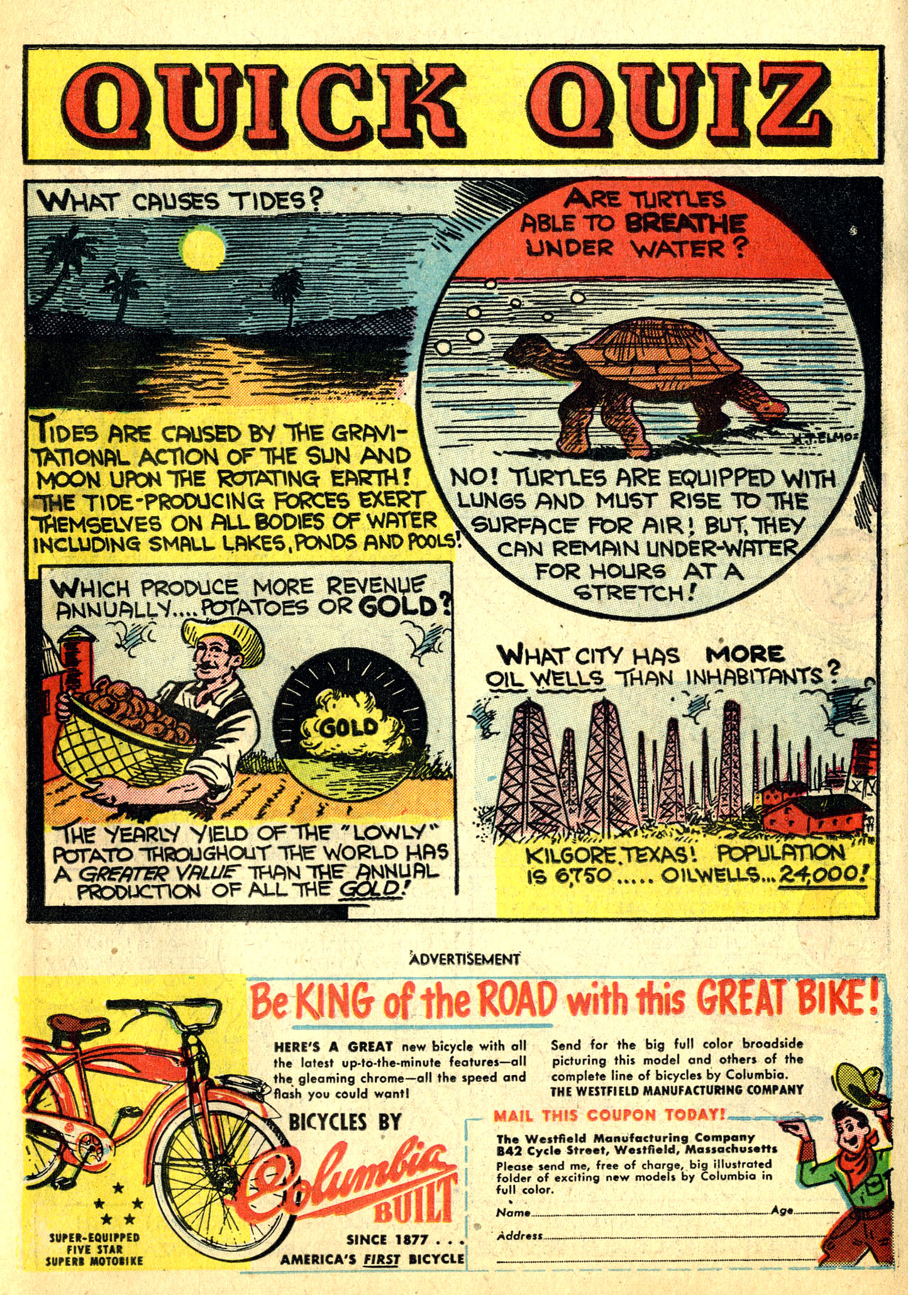 Detective Comics (1937) 168 Page 34