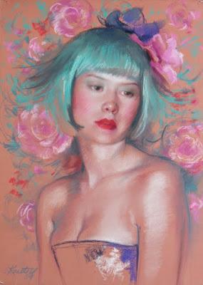 Emerald Maiko Study, Sharon Knettell