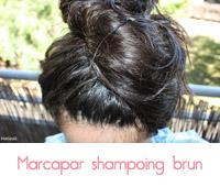 shampoing marcapa brun