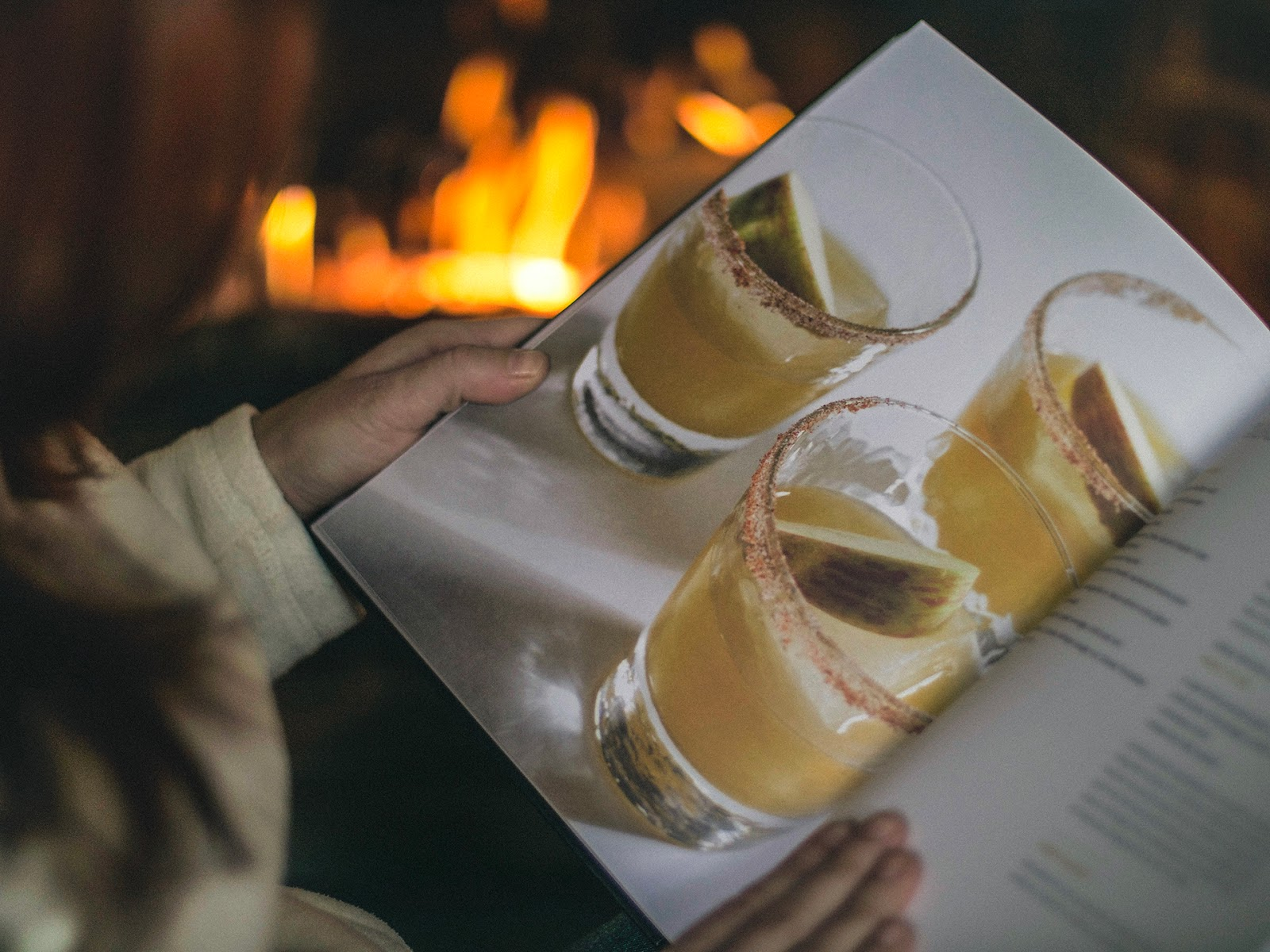 Local Food Rocks: Beginnings by ONTHEMARC cookbook cocktail recipe