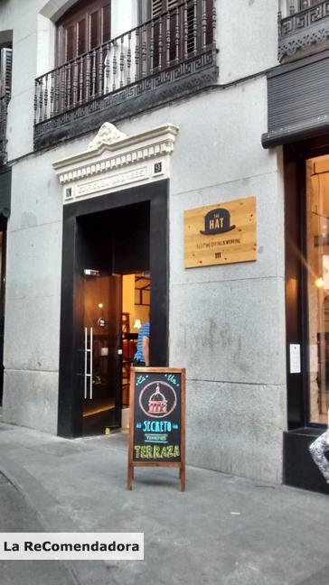 The Hat Madrid La Nueva Terraza De Moda La Recomendadora